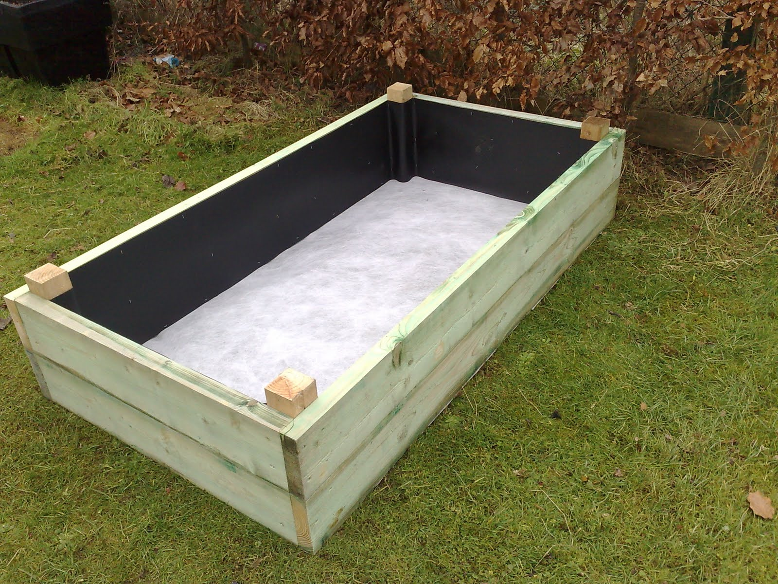 Vegetable Garden Box Liners