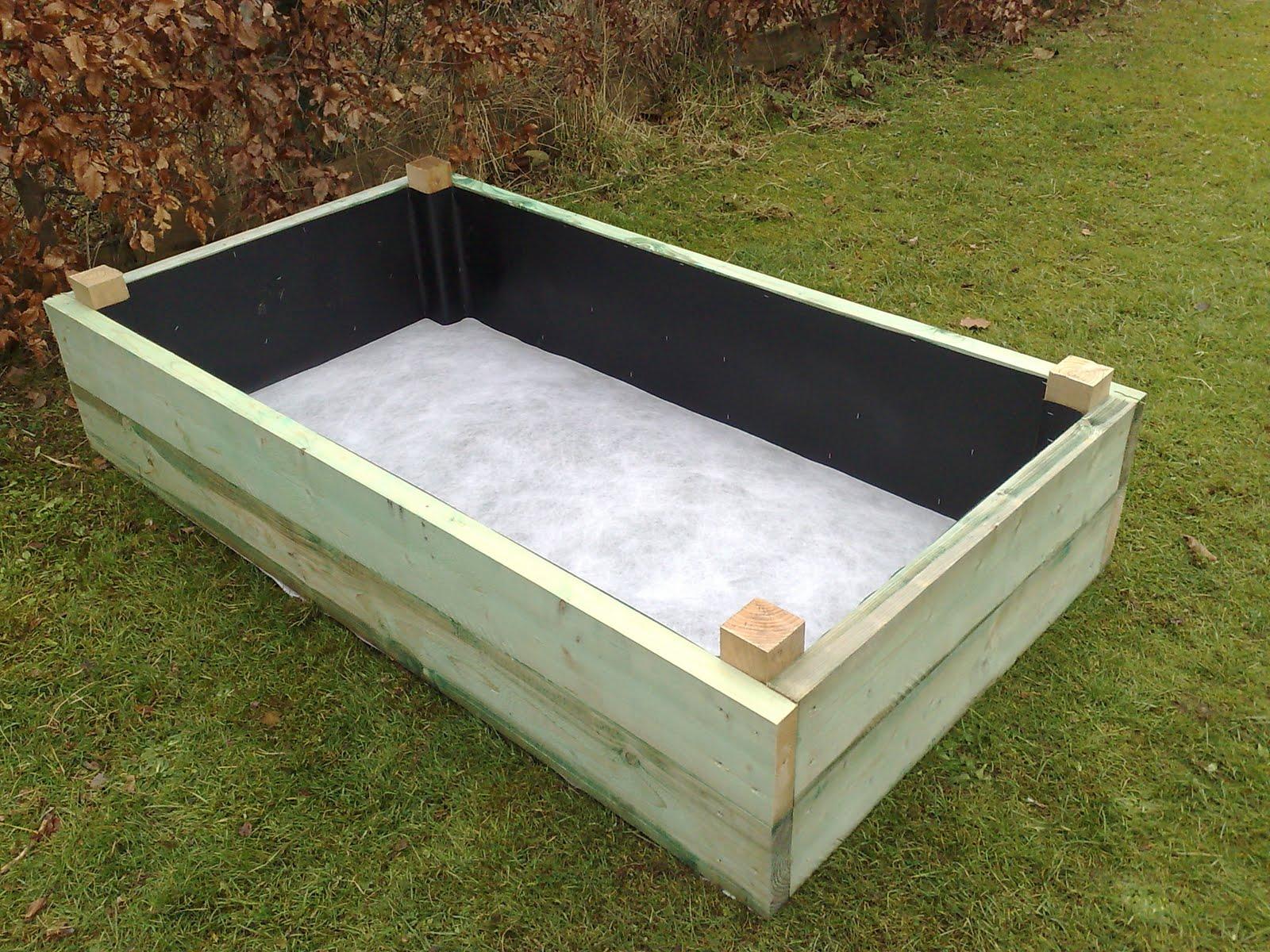Vegetable Garden Box Liners